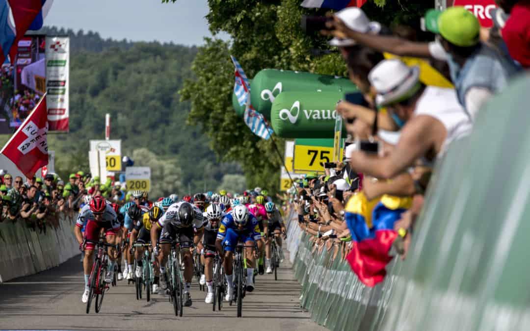 Prendi parte al Tour de Suisse 2020 come ospite VIP!
